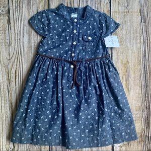 Carters button down dress